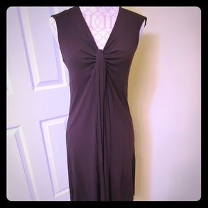 Express brown dress sz medium